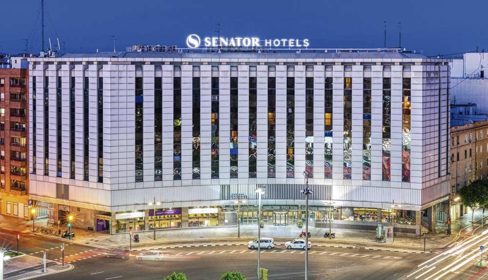 El grupo Senator vende el Hotel Senator Parque Central de Valencia por 24,5 millones de euros a Swiss Life